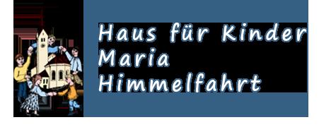 Katholischer Kindergarten Haus für Kinder Maria Himmelfahrt